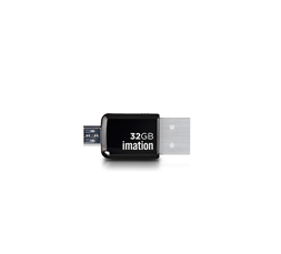 Imation 2in1 Mini Express Flash Drive