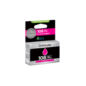108XL Magenta High Yield Return Program Ink Cartridge