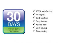 DYMO 30 Days Money Back Guarantee (30DMBG)