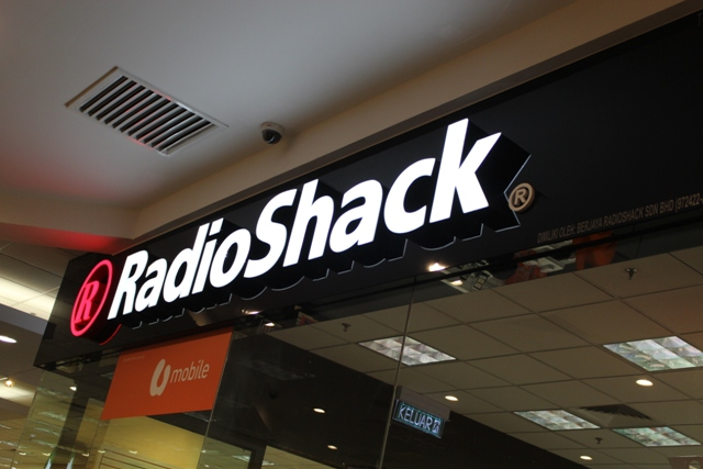 Radio Shack @ The Gardens
