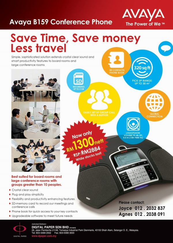 Save Time, Save Money, Less Travel 1