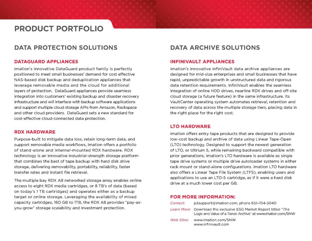 Scalable Storage Solutions Brochure_Page 3