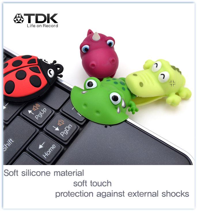TDK animal flash drives 1