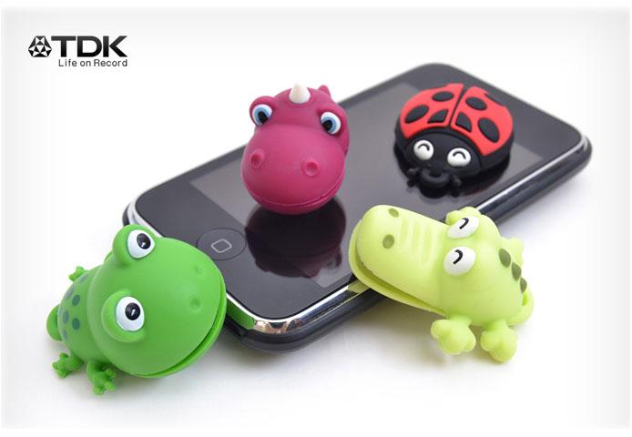 TDK animal flash drives 2