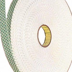 3M Double Coated Urethane Foam Tape 4084