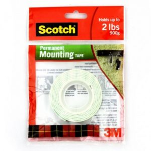 3M Scotch® Mounting Tape - 18mm x 1m