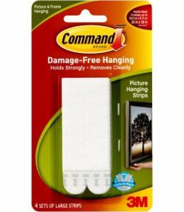 Large Picture Hanging Strips - 17206(w)
