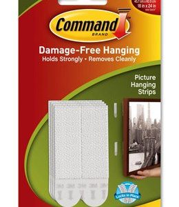 Medium Picture Hanging Strips - 17201