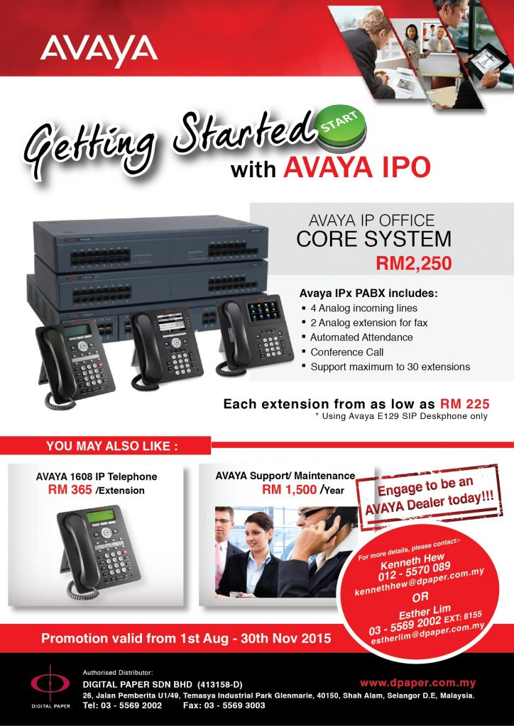 getting started with avaya ipo-01