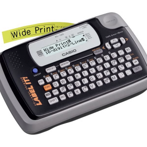 Casio LABEL-IT KL-120 label printer