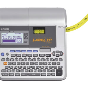Casio LABEL-IT KL-7400 Label Printer-1